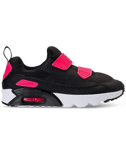 0175c1b08b26 ... Nike Little Girls  Air Max Tiny 90 Running Sneakers from Finish Line ...