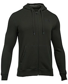Under Armour Men's Rival Zip Hoodie