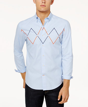 Opentip.com: Tri-Mountain 908 Downshifter TMR 60/40 twill shirt with  piping, Embroidery, Price/piece