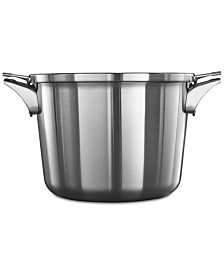 Calphalon Premier Space-Saving 8-Qt. Stockpot & Lid