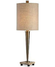 Uttermost Ennell Brass Table Lamp