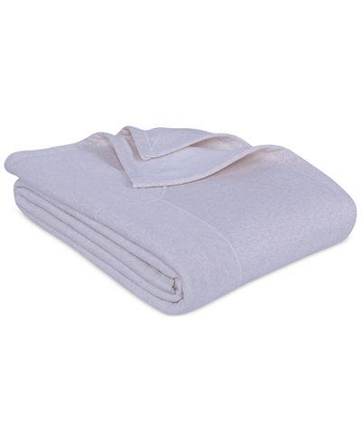 Berkshire Reversible French Terry King Blanket