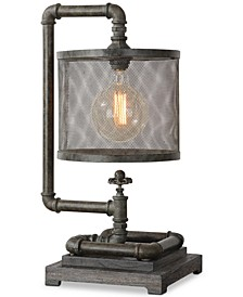 Bristow Pipe Table Lamp