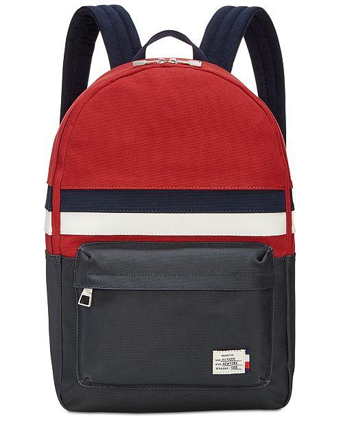 363406bd9 ... Tommy Hilfiger Men's Alexander Backpack Messenger Bag, Created for  Macy's ...