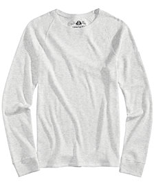 American Rag Men's Thermal Long Sleeve Shirt, Created for Macy's