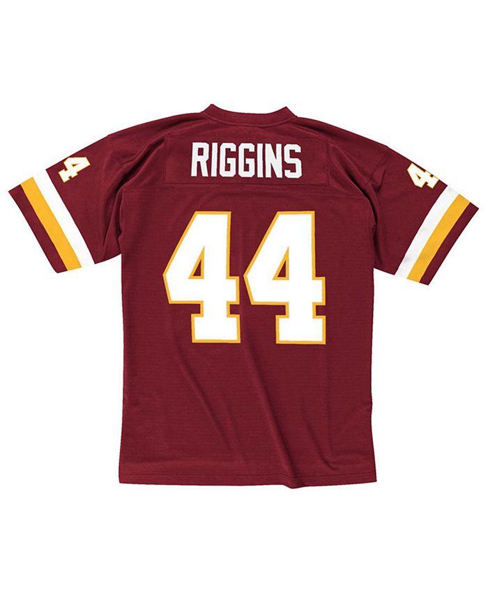 Mitchell & Ness Men's John Riggins Washington Redskins Replica ...