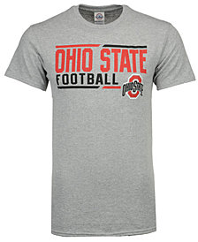 J America Men's Ohio State Buckeyes Sport Hit T-Shirt