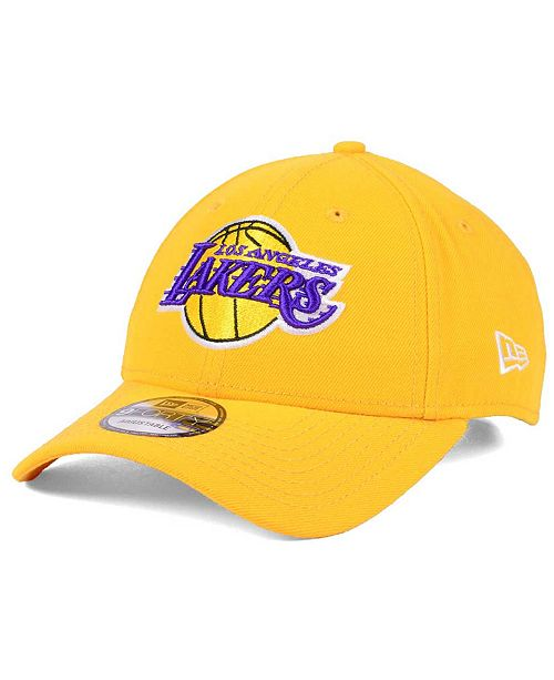 a0b11e8e New Era Los Angeles Lakers League 9FORTY Adjustable Cap & Reviews ...