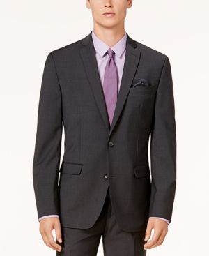Bar Iii Men's Slim-Fit Active Stretch Suit Jacket, Created for Macy's thumbnail