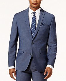Men's Slim-Fit Active Stretch Suit Jacket, Created for Macy's