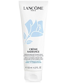 Crème Radiance Clarifying Cream-to-Foam Cleanser, 4.2. fl oz.