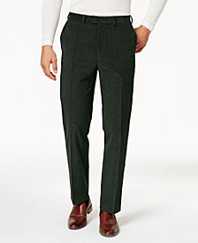 Lauren Ralph Lauren Men's Classic-Fit Stretch Corduroy Dress Pants