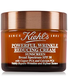 Powerful Wrinkle Reducing Cream Sunscreen SPF 30, 1.7-oz.