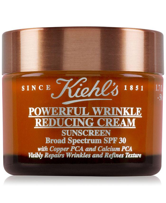 Kiehl's Since 1851 - Powerful Wrinkle Reducing Cream Sunscreen SPF 30, 1.7-oz.