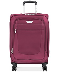 "CLOSEOUT! Oceanside 21"" Expandable Carry-On Spinner Suitcase, Created for Macy's"