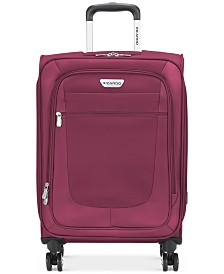 """Ricardo Oceanside 21"""" Expandable Carry-On Spinner Suitcase, Created for Macy's"""