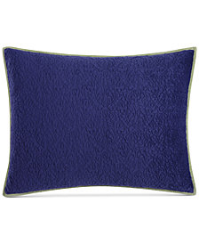 CLOSEOUT! Tracy Porter Velvet Quilted Standard Sham