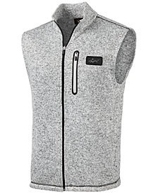 Greg Norman For Tasso Elba Men's Sweater Fleece Vest, Created for Macy's