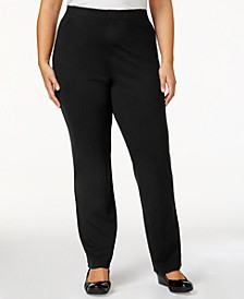 Plus Size Comfort Pants, Created for Macy's