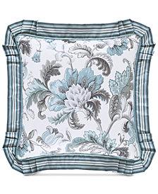 """J Queen New York Atrium 16"""" Square Decorative Pillow"""