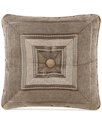 "Bradshaw 18"" Square Decorative Pillow"