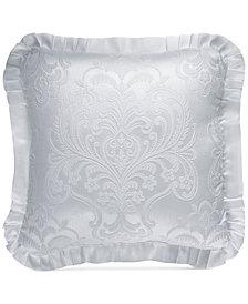 """J Queen New York Carmella 20"""" Square Decorative Pillow"""