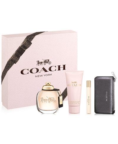 COACH 4-Pc. Eau de Parfum Gift Set