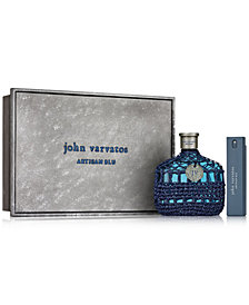 John Varvatos Men's 2-Pc. Artisan Blu Gift Set