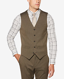 Perry Ellis Men's Raindrum Vest