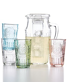 Romantic Glassware Collection