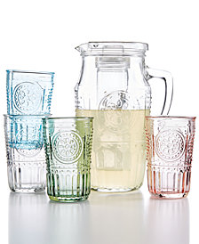 Bormioli Rocco Romantic Glassware Collection