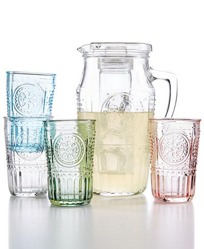 Bormioli Rocco Romantic Glassware Collection