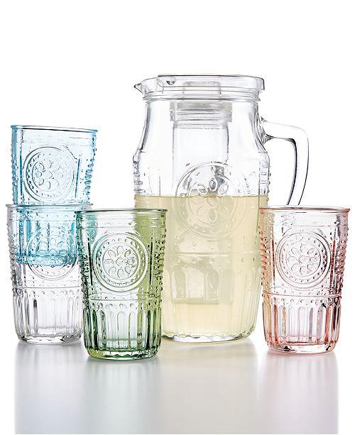 Bormioli Rocco Romantic Glassware Collection Glassware Drinkware - Best free invoice software for mac rocco online store