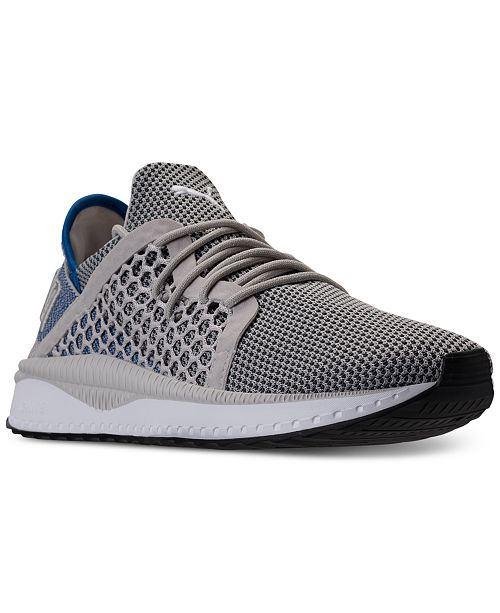 fe3aa01a8c75 Puma Men s TSUGI NETFIT Casual Sneakers from Finish Line   Reviews ...