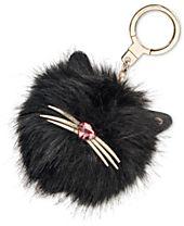 kate spade new york Cat Pouf Key Fob