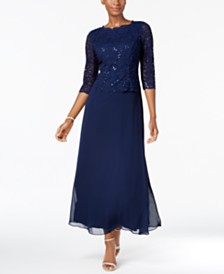 Petite Dresses For Weddings: Shop Petite Dresses For Weddings - Macy\'s