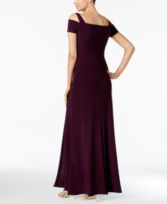 Keyhole Gown