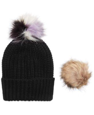 2749b6113e0a6 Under Armour Snowcrest Pom-Pom Beanie - Handbags   Accessories - Macy s