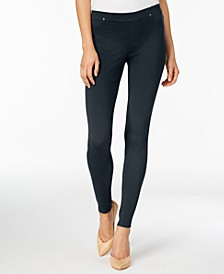 Twill Pull-On Leggings, Created for Macy's
