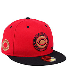 New Era Cincinnati Reds X Wilson Circle Patch 59FIFTY Fitted Cap