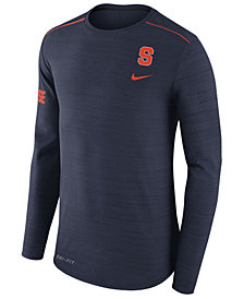 Nike Men's Syracuse Orange Dri-Fit Breathe Long Sleeve T-Shirt