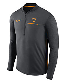 Nike Men's Tennessee Volunteers Coaches Quarter-Zip Pullover