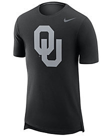 Nike Men's Oklahoma Sooners Droptail Enzyme Wash T-Shirt