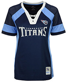 Majestic Women's Tennessee Titans Draft Me T-Shirt