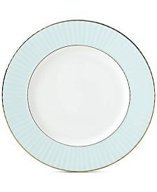 Lenox Pleated Colors Aqua Dinner Plate