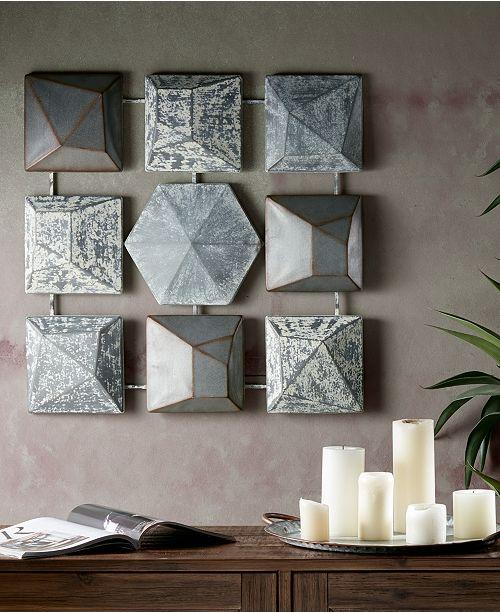 Macy Home Decor: JLA Home INK+IVY Essex Wall Decor
