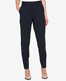 DKNY Essex Slim-Leg Pants