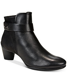 Ecco Women's Sculptured 45 Booties