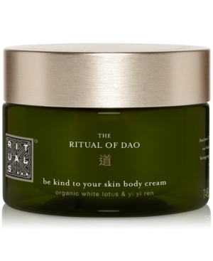 Rituals THE RITUAL OF DAO BE KIND TO YOUR SKIN BODY CREAM, 7.4 OZ.