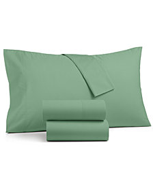 Charter Club Sleep Soft 4-Pc Full Sheet Set, 300-Thread Count 100% Cotton, Created for Macy's